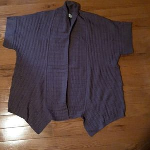 Women's Sonoma Belted Sweater Size XL Mauve